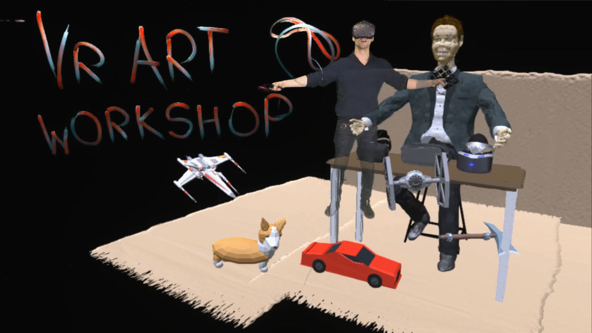 Circuit Launch Virtual Reality 3d Design Workshop Series Animated Model