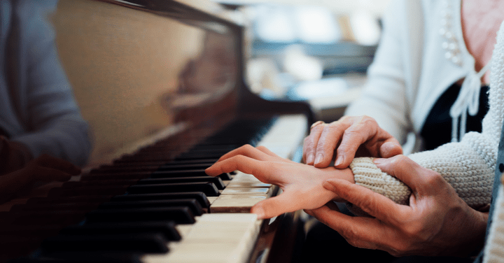Beginner Piano Class A (High School & Adult, NEW Beginners welcome)