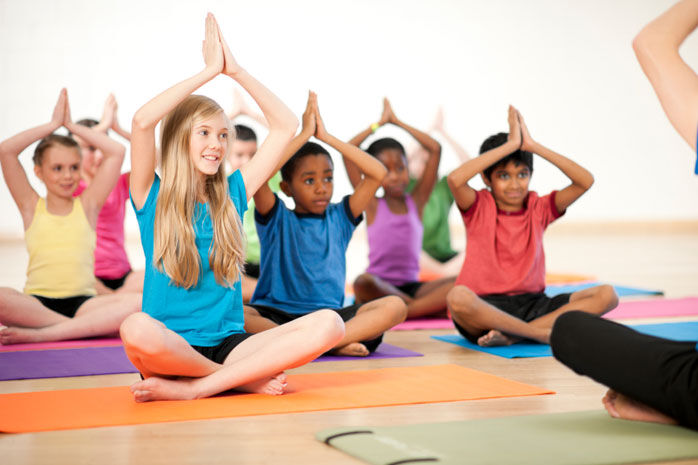 Youth Yoga (Age 10-19)