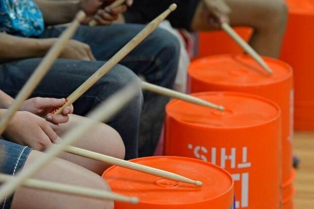Bucket Drumming (Grade 1-3)