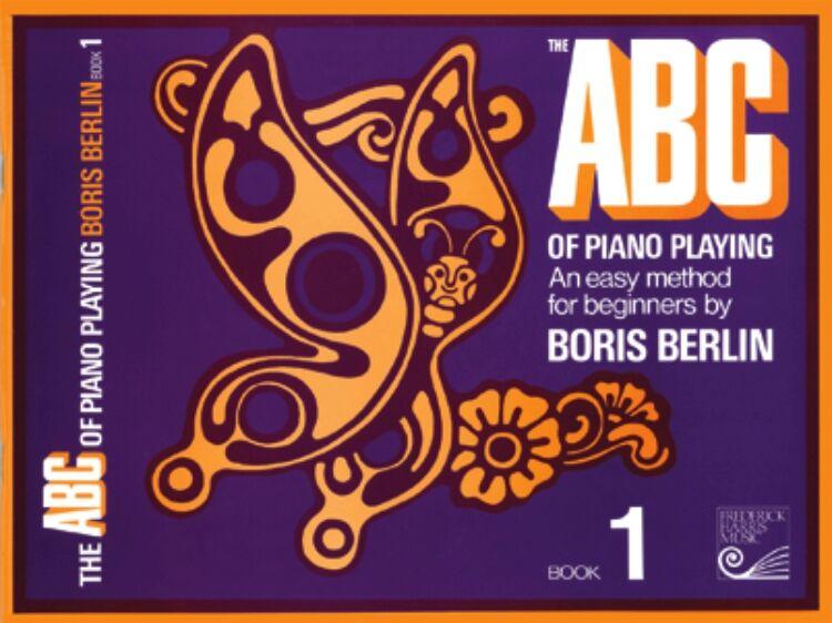 ABC Piano 1 (AGE 5+)