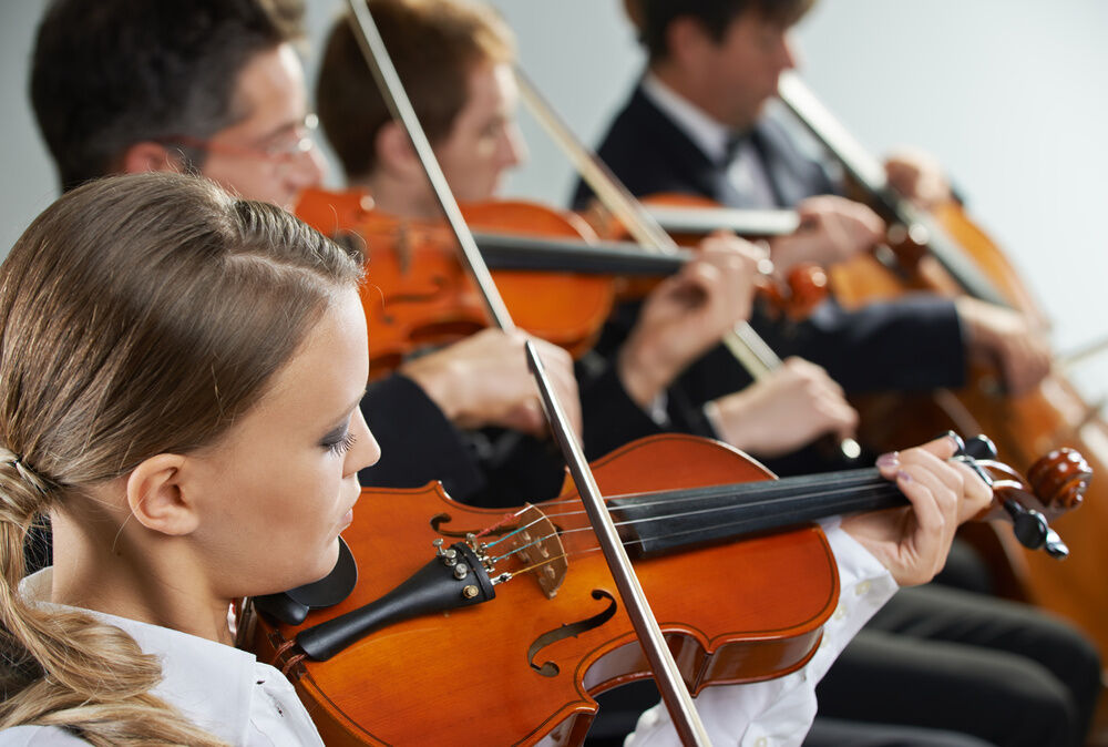 High School&Adult Violin 1 (new and returning students) INSTRUMENT RENTAL AVAILABLE