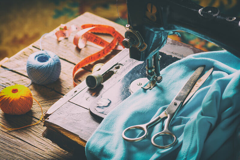 Learn to Sew!  (Intermediate for Grade 7-Adult)