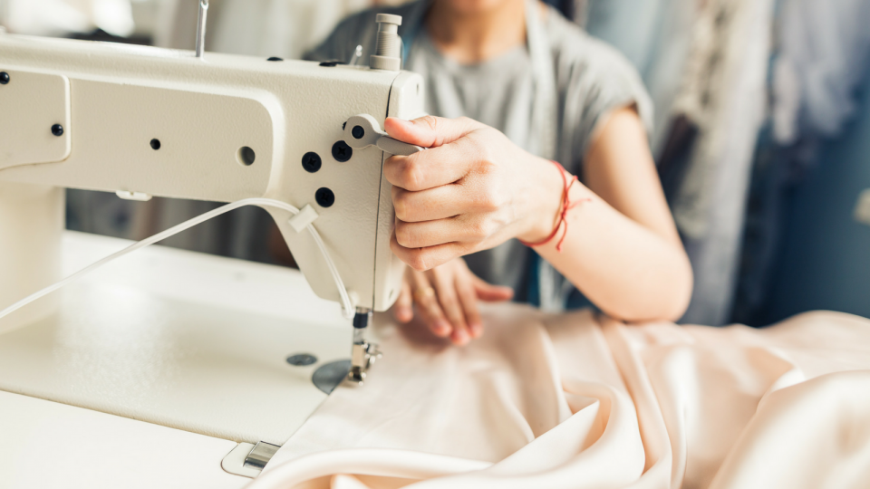 Fashion Design/Sewing for TEENS (Grades 7-12)