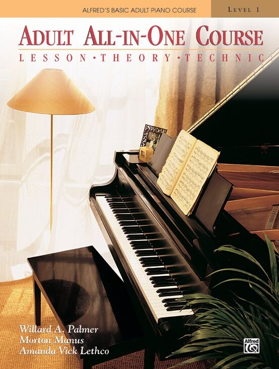 Beginner Piano Level 1 (Grade 8 - Adult) Group Lessons